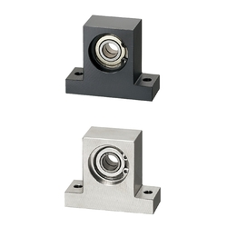 Bearings with Housings - T-Shaped Short Double Bearings