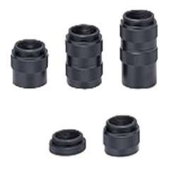 Auto Extension Rings for Objective Lenses