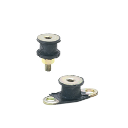 Anti-vibration Rubber Mounts/One End Tapped/One End Stopper Plate