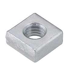 Square Nuts for Aluminum - Extrusions 15mm Square