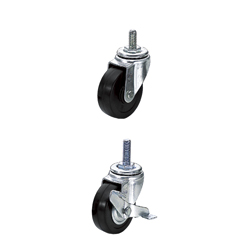 Screw-In Casters - Electrically Conductive Wheel