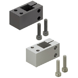 Strut Clamps - Vertical / Parallel Taps, Square Hole