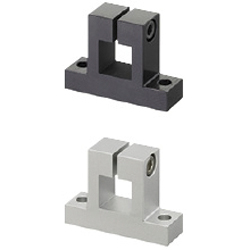 Brackets for Device Stands - Square Hole / Side Mounting Type