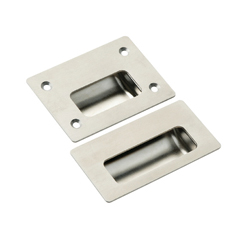 Embedded Handles, Stainless Steel