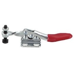 Toggle Clamps - Hold Down, Horizontal Long Handle (Flange Base)