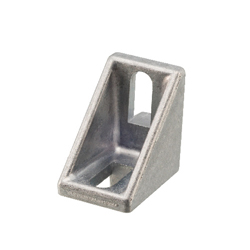 Nut Mounting Brackets - For 1 Slot - For 6 Series (Slot Width 8mm) Aluminum Extrusions
