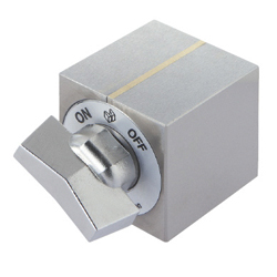 Magnet Blocks with Three Side Attraction - ON / OFF Switchable