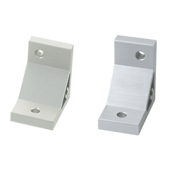 Assembly Brackets for Different Extrusion Sizes - For 1 Slot - For 8 Series (Slot Width 10mm) Aluminum Extrusions