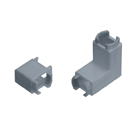 Cable Cover - L Shaped Connectors