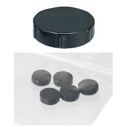 Slide Guide - Rail Mounting Hole Caps【100 Pieces Per Package】