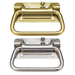 [Economy Type] Side Mount Spring-Loaded Pull Handles