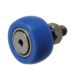 Resin Cam Followers-Standard/R Type/Screwdriver Slot/Hexagon Socket Head/Hexagon Socket Head Screw