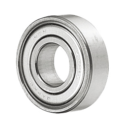 Deep Groove Ball Bearing/Double Shielded (C-Value)