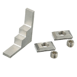 Brackets Series 8 (Slot Width 10mm)/Post-Assembly Blind Brackets