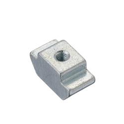 Pre-Assembly Insertion Short Nuts for Aluminum Extrusions - For 8 Series (Slot Width 10mm)