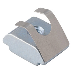 For 8 Series (Slot Width 10mm) - Post-Assembly Insertion Short Nut