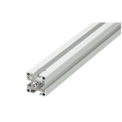 Blind Joint Components - Single Joints Aluminum Extrusions with Built-in
