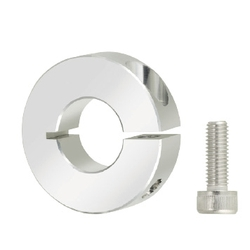 Shaft Collar Threaded Inserts (Lightweight) - Aluminum, Clamp