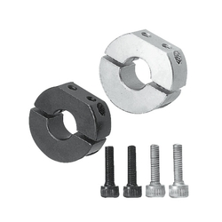 Shaft Collar - DCut Standard / Compact (Space-Saving Design) - Split