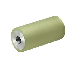 Urethane Rollers - Straight Type, Urethane Thickness Selectable