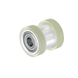 Groove Rollers - With Bearings