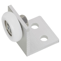 Engineered Plastic Bearings - R Type with Bracket