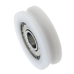 Engineered Plastic Bearings - U Groove