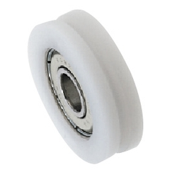 Engineered Plastic Bearings - V Groove
