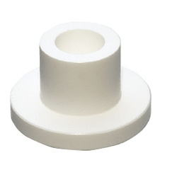 Collar with Flange (Alumina 92)