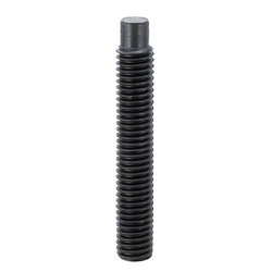 Configurable Length Screws with Hex Sockets - Dog Point / Dog Point, Stainless Steel