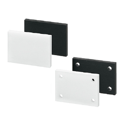 Ultra High-Molecular-Weight Polyethylene Plates-Standard / Conductive Grade