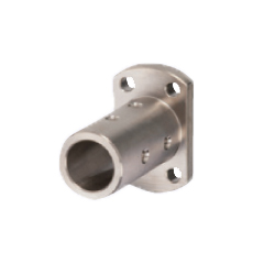 Shaft Supports - Flanged Mount, Long Sleeves
