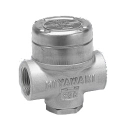 Disc Type Steam Trap, SU2N/SU2H Type