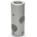 Round Pipe Joint Different-Diameter Hole Type 3 Directional Holes