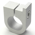 Round Pipe Joint Same-Diameter Hole Type Shelf Support Square Type