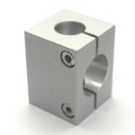 Round pipe joint - Different-Diameter Hole Type - Cross Shape