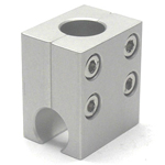 Round Pipe Joint Same Diameter Hole Type 2-Split t-Shape