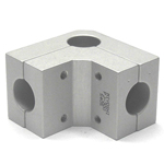 for Round Pipe Joint Same Diameter Type Corner