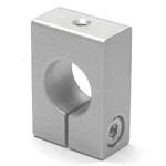 Round Pipe Joint Same-Diameter Hole Type Threaded Hole Forming Square Shape