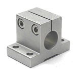 Round Pipe Joint Same-Diameter Hole Type Side Surface Mounting Type