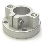 Round Pipe Joint Same-Diameter Hole Type Vertical Hole (PH)