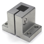 Stainless Steel Square/ Round Hole PIJON Vertical Square
