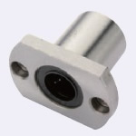 Flanged Linear Bushing - Standard Type - Single Type - Compact Flange [LMYMH]