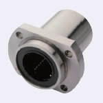 Flanged Linear Bushing - Spigot Joint - Single Type - Compact Flange [LMYMHPUU]