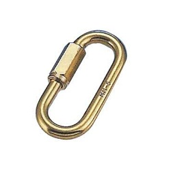 Brass Ring Catch