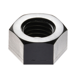 RENY (Glass Fiber Reinforced Polyamide MXD6)/Hex Nut, Black