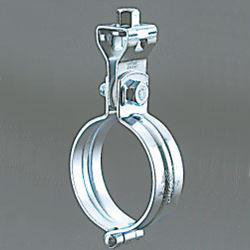 Suspended Pipe Fixture, FTP Suspended Band with Turn