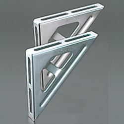 Angled-Kun/Channel-Kun, Handy Bracket (Stainless Steel)