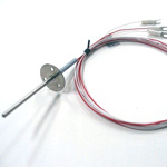 General Purpose Temperature Sensor, RN7 Series Flanged Platinum Temperature Measuring Resistor