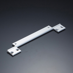 Aluminum Extrusion Long Hinges (Product Compatible With Different Sizes) AHM-46
